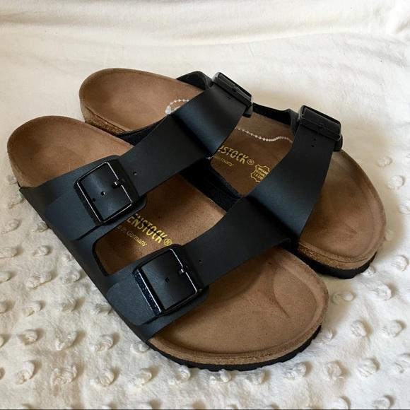 54a97beebcd9 Birkenstock Shoes - BIRKENSTOCK. Arizona. Black. New. Size 41
